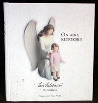 On aika kiitoksen - runokokoelma Iris Palosaari