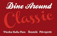 Dine Around package: Classic 3 days