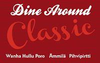 Dine Around-paketti: Classic 3 päivää