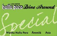 Dine Around-paketti: Special 3 päivää